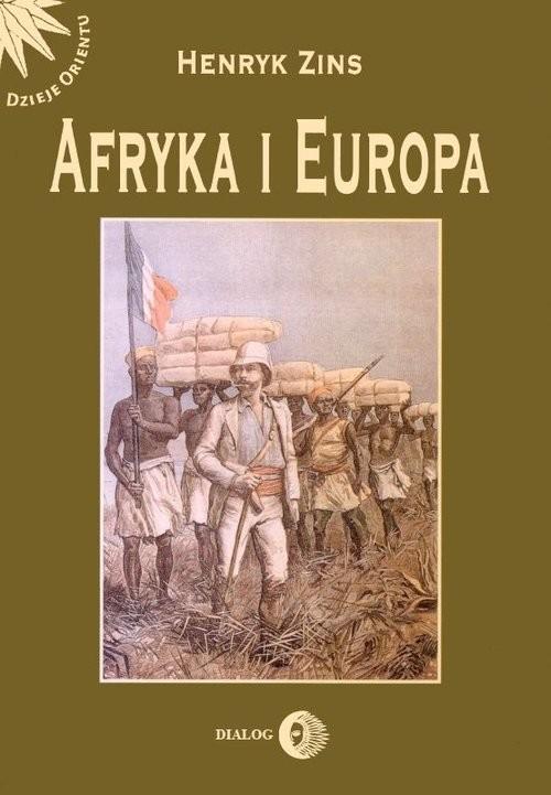 okładka Afryka i Europa, Książka | Zins Henryk