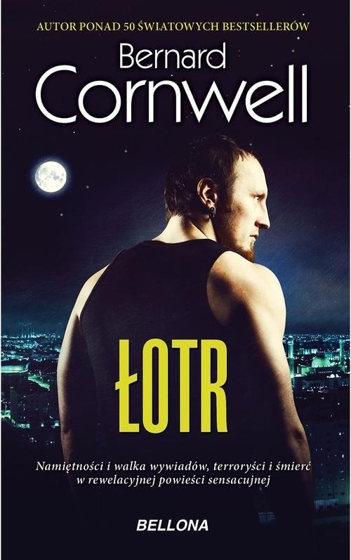 okładka Łotr, Książka | Bernard Cornwell