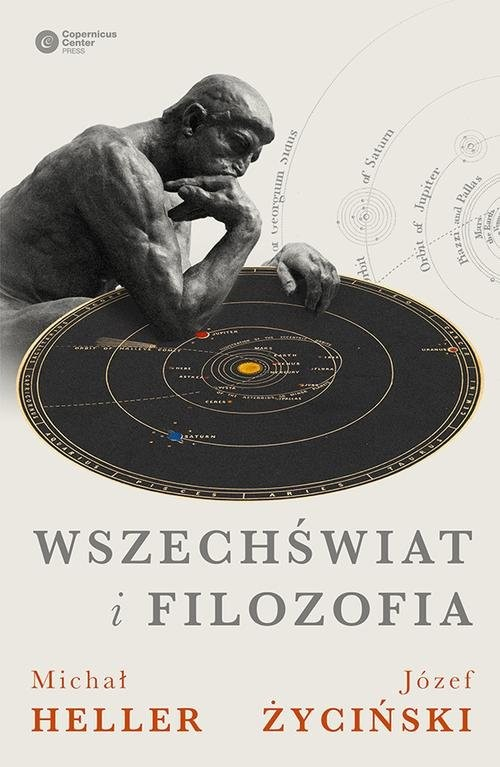 okładka Wszechświat i filozofiaksiążka      Michał Heller, Józef Życiński