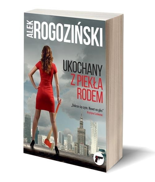okładka Ukochany z piekła rodem, Książka | Rogoziński Alek