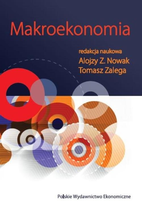 okładka Makroekonomia, Książka | Alojzy Nowak, Tomasz  Zalega