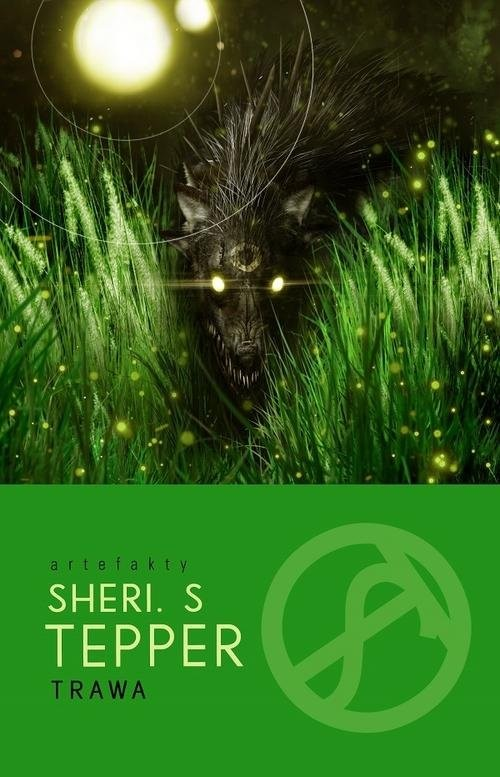 okładka Trawa, Książka | Tepper Sheri