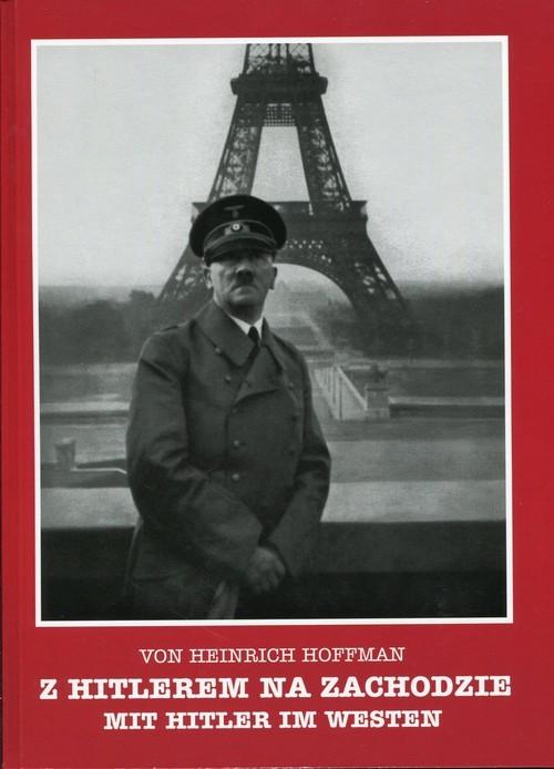 okładka Z Hitlerem na zachodzie, Książka  