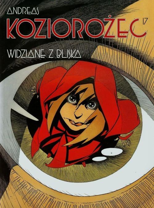 okładka Koziorożec 17 Widziane z bliska, Książka   Andreas