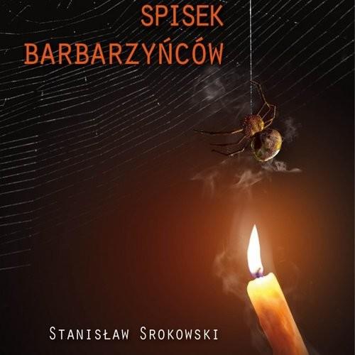 okładka Spisek barbarzyńców, Książka | Srokowski Stanisław