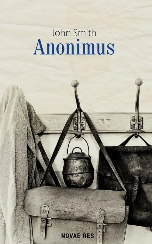 okładka Anonimus, Książka | John  Smith