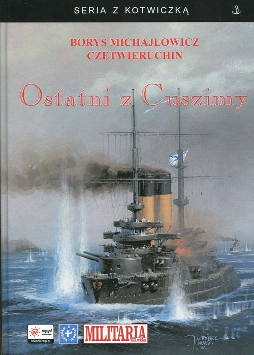 okładka Ostatni z Cuszimyksiążka |  | Borys Michajłowicz Czetwieruchin