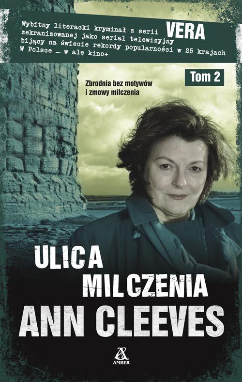 okładka Ulica milczenia Tom 2, Książka | Ann Cleeves