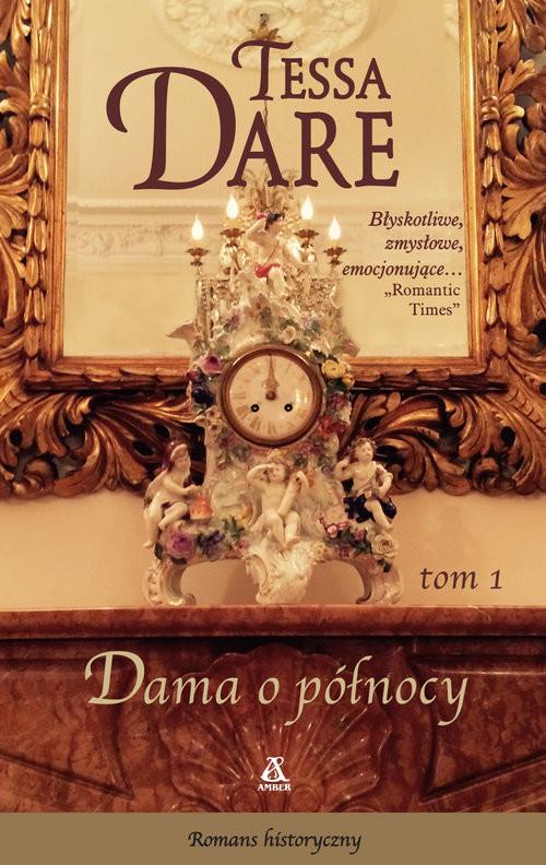 okładka Dama o północy Tom 1, Książka   Tessa Dare