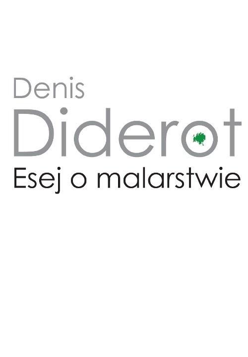 okładka Esej o malarstwie, Książka | Diderot Denis