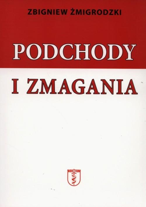 okładka Podchody i zmagania, Książka | Żmigrodzki Zbigniew