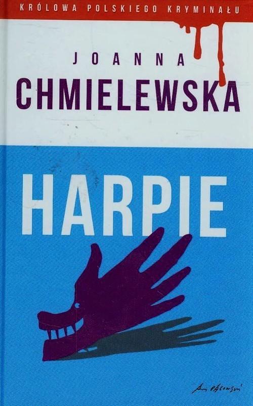 okładka Harpie, Książka | Chmielewska Joanna