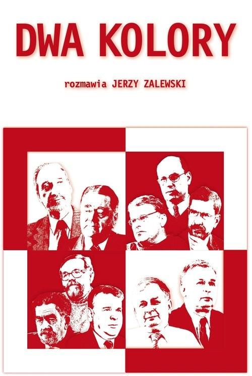 okładka Dwa kolory, Książka | Zalewski Jerzy