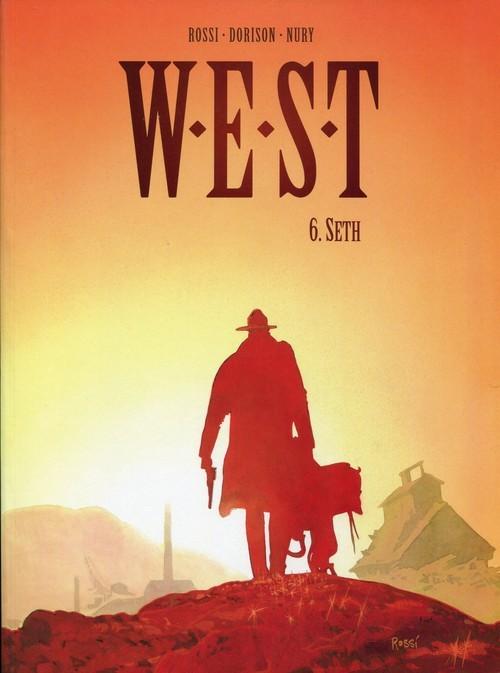 okładka W.E.S.T 6 Seth, Książka | Xavier Dorison, Fabien Nury