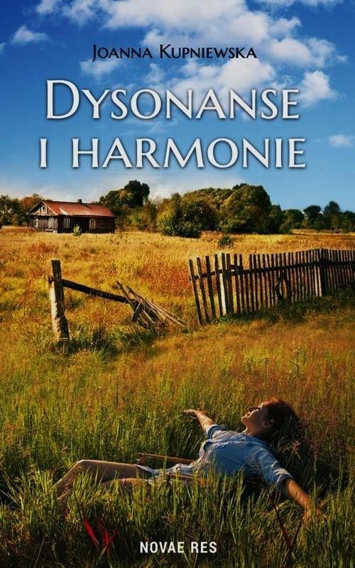 okładka Dysonanse i harmonie, Książka | Kupniewska Joanna