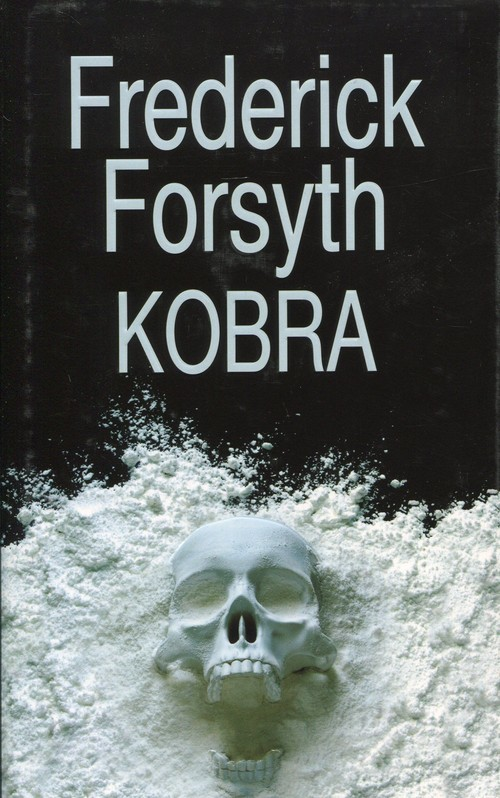 okładka Kobra, Książka | Forsyth Frederick