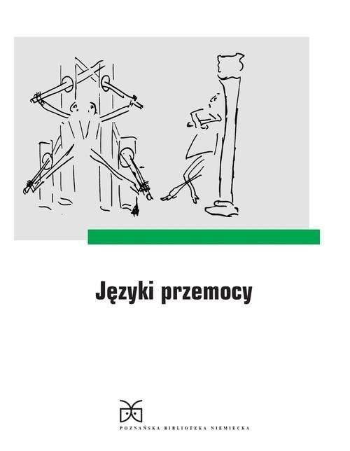 okładka Języki przemocy, Książka | Musiał Łukasz