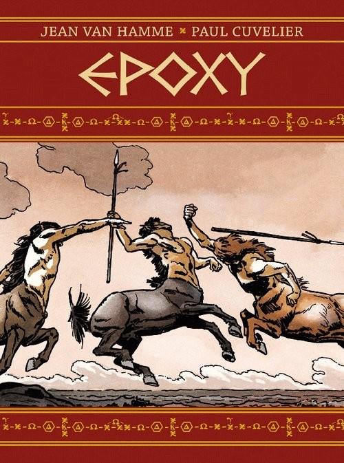 okładka Epoxy, Książka | Hamme Jean Van