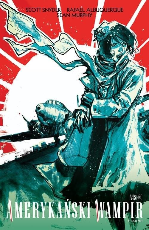 okładka Amerykański Wampir Tom 3, Książka | Scott Snyder