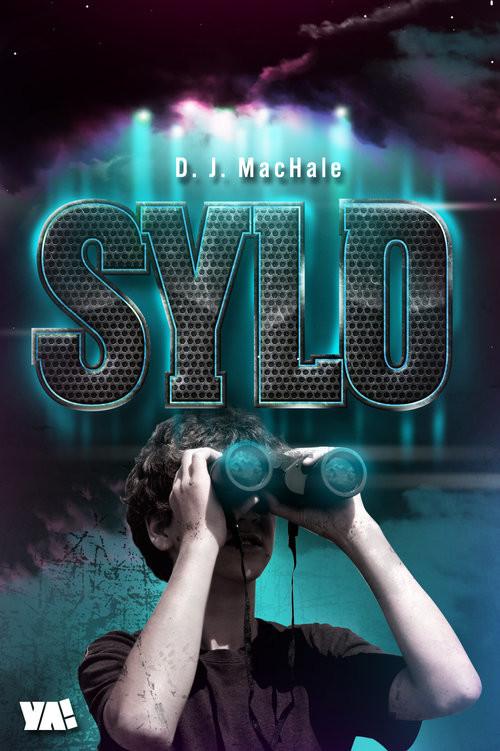 okładka Sylo, Książka | MacHale D.J.