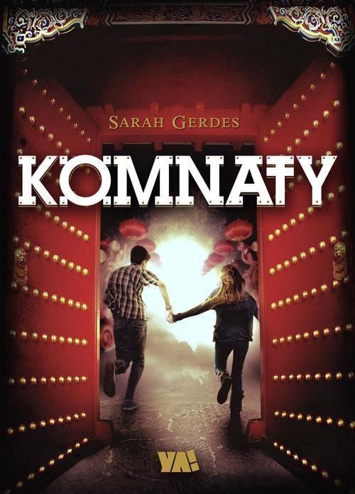 okładka Komnaty, Książka | Gerdes Sarah