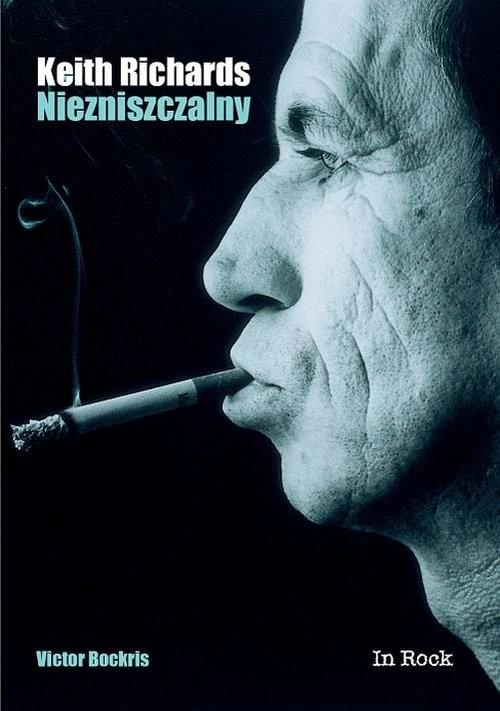 okładka Keith Richards Niezniszczalny, Książka | Bockris Victor