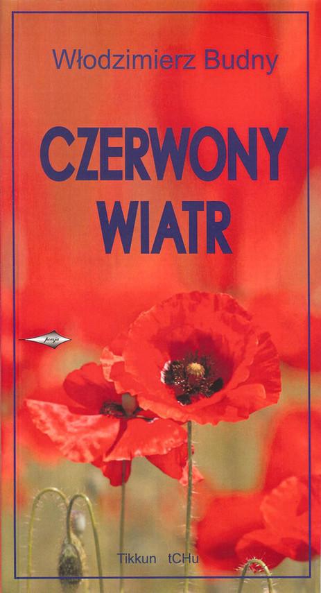 okładka Czerwony wiatr, Książka | Budny Włodzimierz