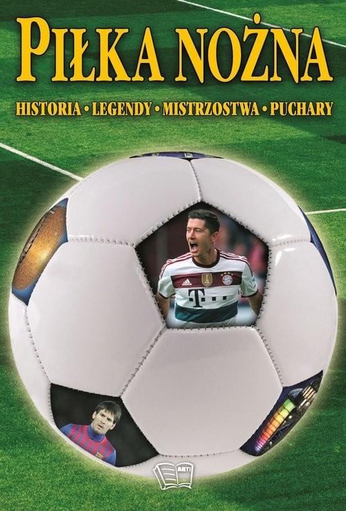 okładka Piłka nożna, Książka | Włodarczyk Joanna