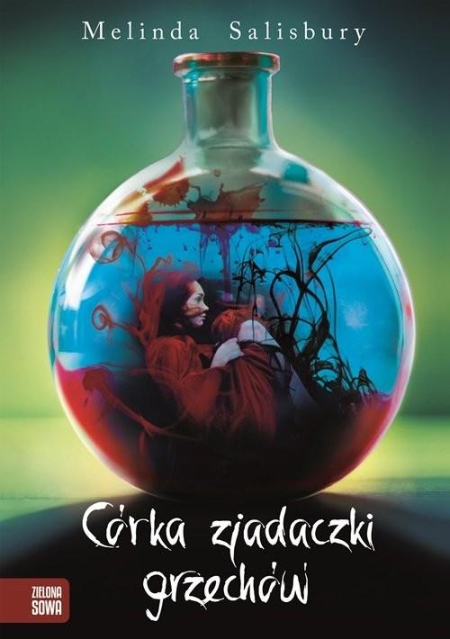 okładka Córka zjadaczki grzechów, Książka | Melinda Salisbury