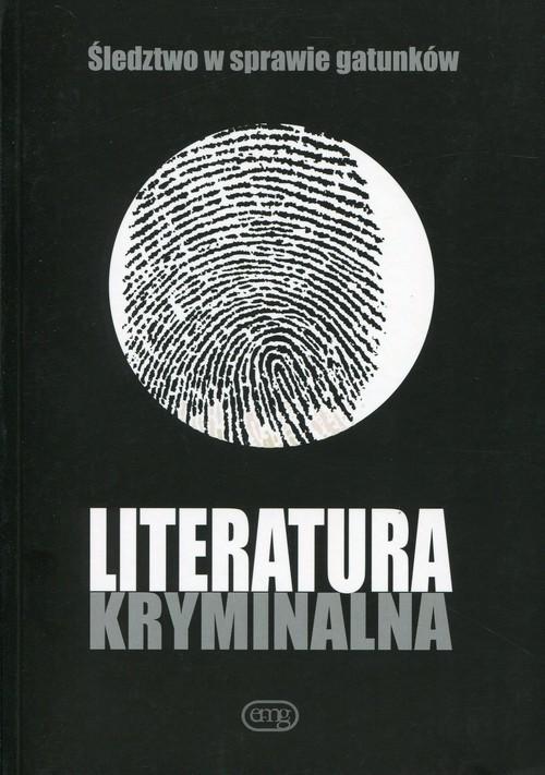 okładka Literatura kryminalna Śledztwo w sprawie gatunków, Książka  