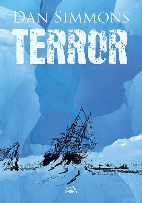 okładka Terror. KsiążkaSimmons Dan