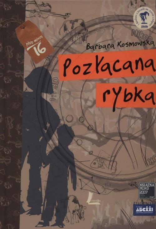okładka Pozłacana Rybka, Książka | Kosmowska Barbara