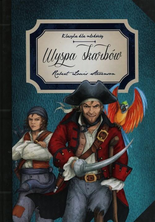 okładka Wyspa skarbów, Książka | Robert Louis Stevenson