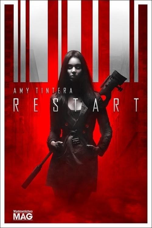 okładka Restart, Książka   Tintera Amy