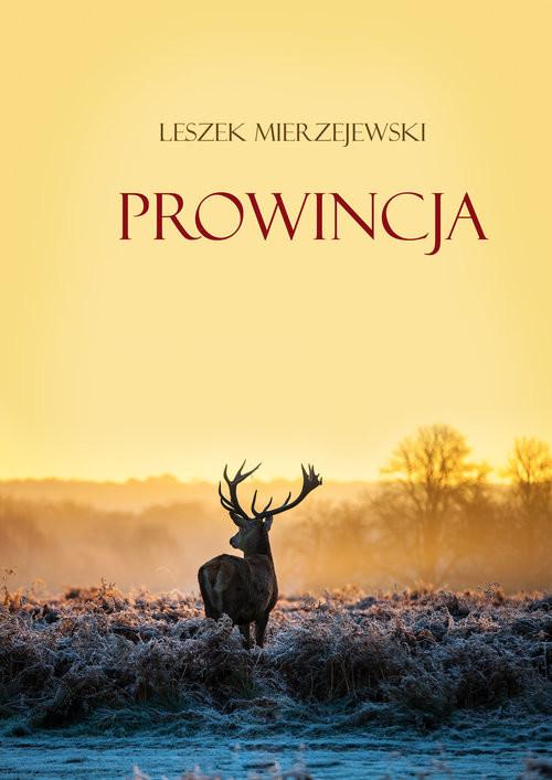 okładka Prowincja, Książka | Leszek Mierzejewski