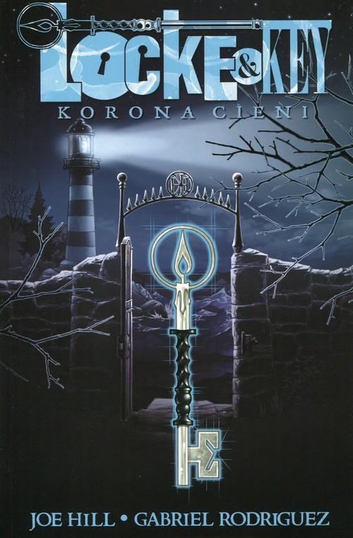okładka Locke&Key Tom 3 Korona cieni, Książka | Hill Joe
