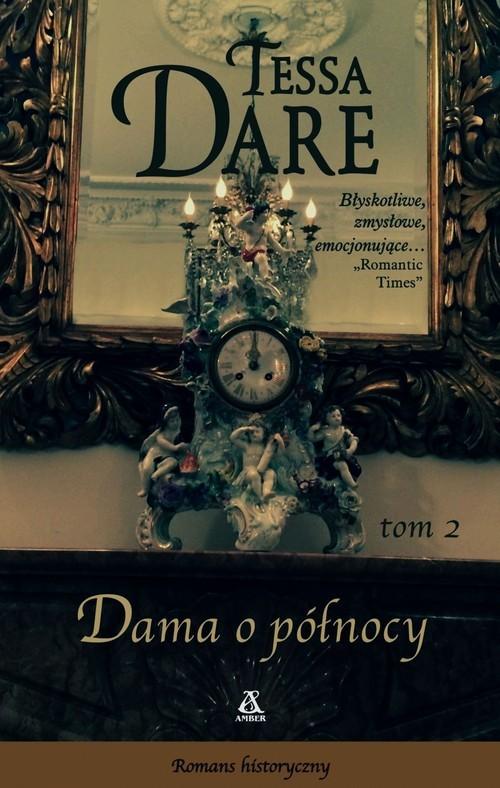 okładka Dama o północy Tom 2, Książka   Tessa Dare