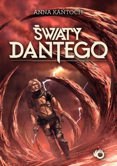 okładka Światy Dantego, Książka | Kańtoch Anna
