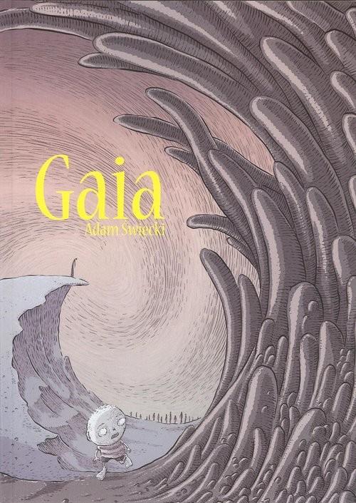 okładka Gaia, Książka | Święcki Adam