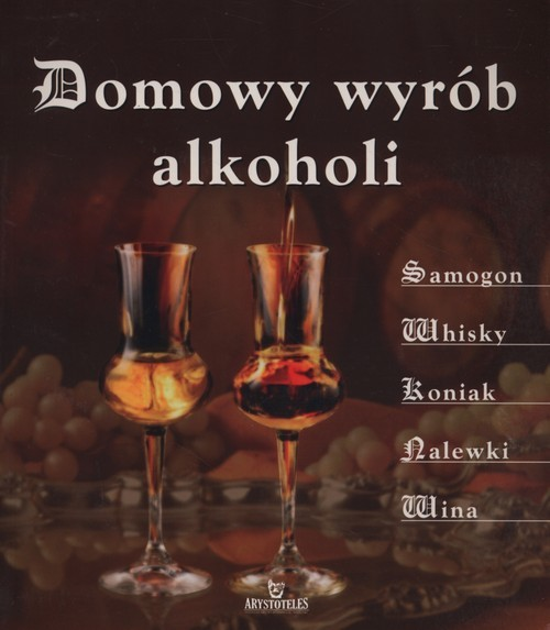okładka Domowy wyrób alkoholi, Książka | Adam Zagajewski