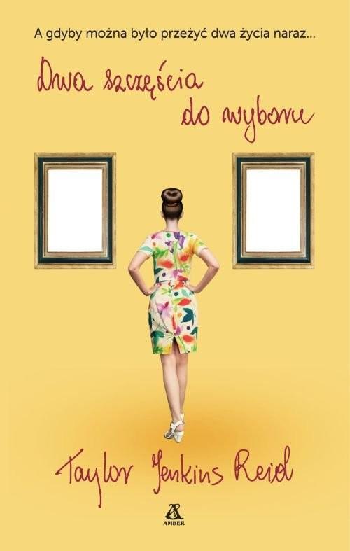 okładka Dwa szczęścia do wyboru, Książka | Taylor Jenkins Reid