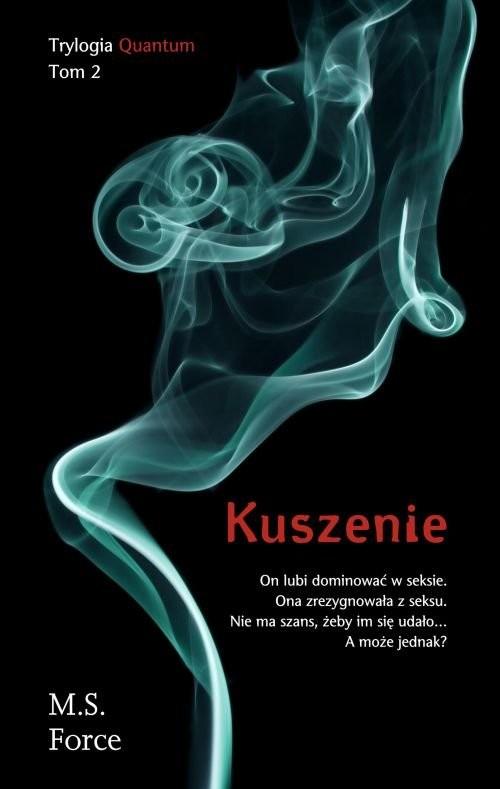 okładka Kuszenie, Książka | Force M.S
