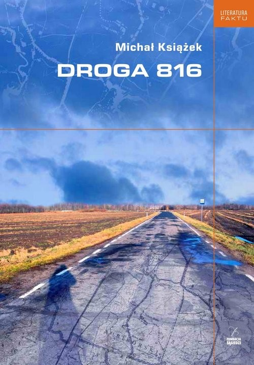 okładka Droga 816, Książka | Michał Książek