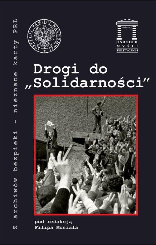 okładka Drogi do Solidarności, Książka |