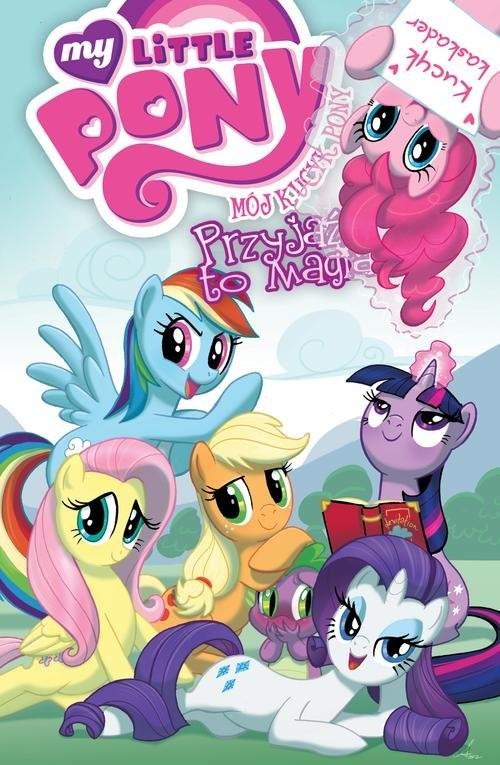 okładka Mój Kucyk Pony Przyjaźń to magia Tom 2, Książka | Nuhfer Heather