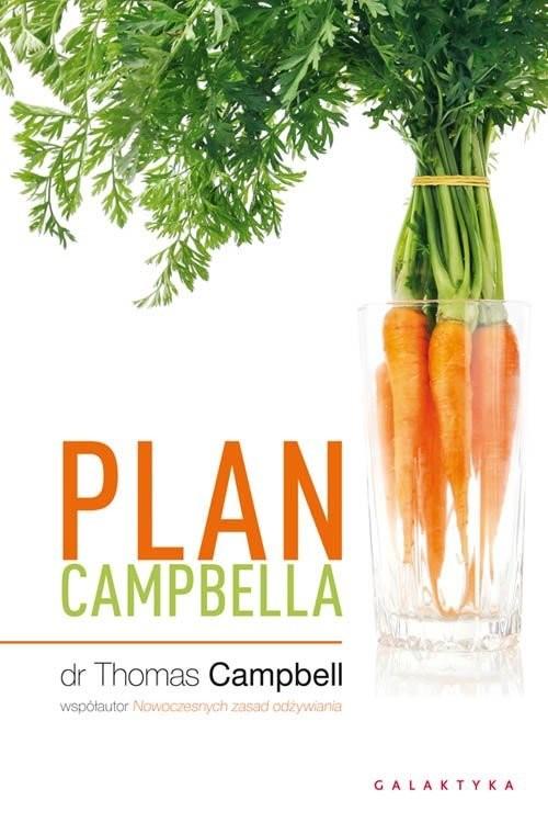 okładka Plan Campbella, Książka | Campbell Thomas