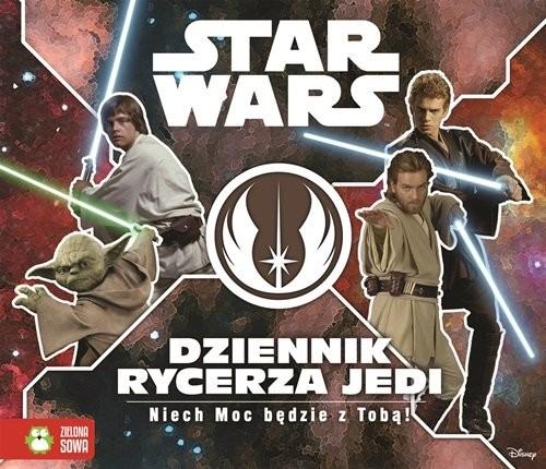 okładka Star Wars Dziennik Rycerza Jedi, Książka | Sobich-Kamińska Anna
