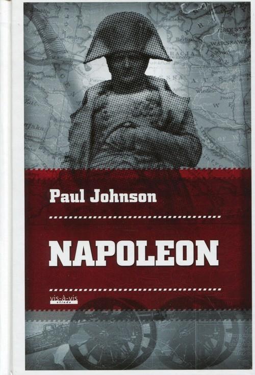 okładka Napoleon, Książka   Johnson Paul