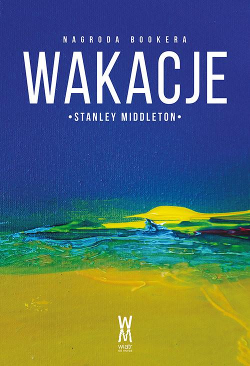 okładka Wakacje, Książka | Middleton Stanley