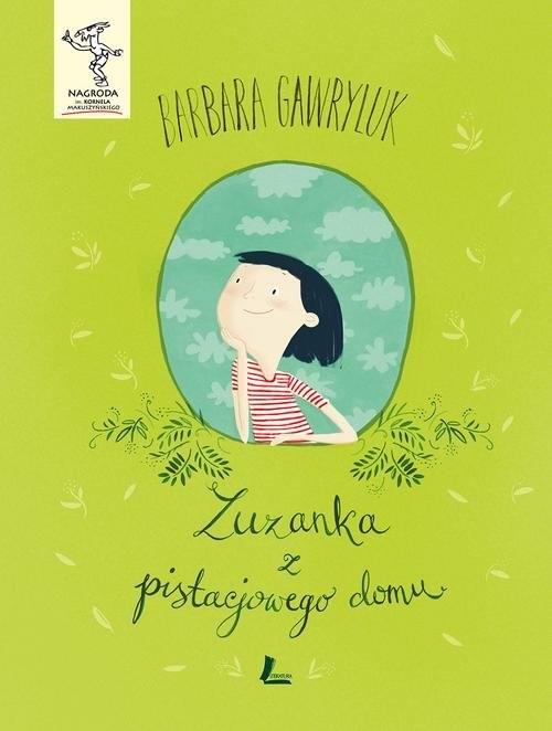 okładka Zuzanka z pistacjowego domu, Książka | Gawryluk Barbara